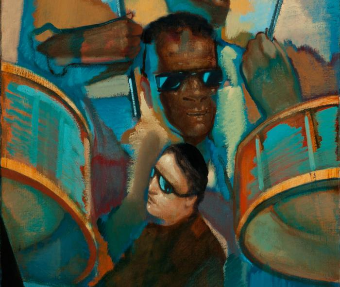 Exploring the Intersection of Liturgy, Jazz Blues and Rock