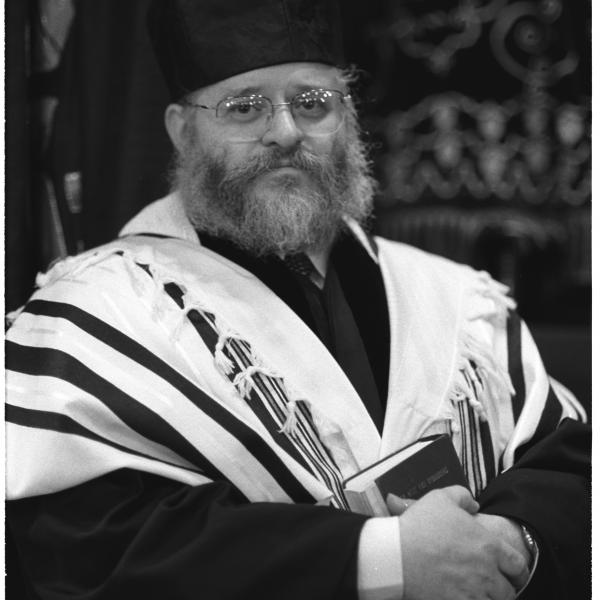 Cantor Benzion Miller