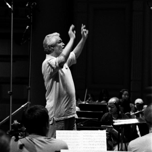 Conductor Nick Strimple