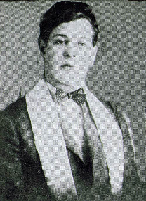 Abraham Ellstein Young Cantor2